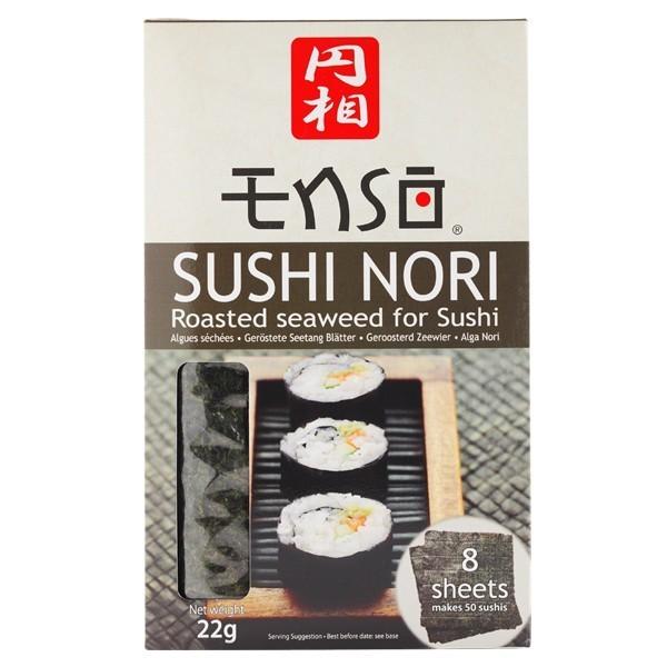 alga Nori para sushi Enso