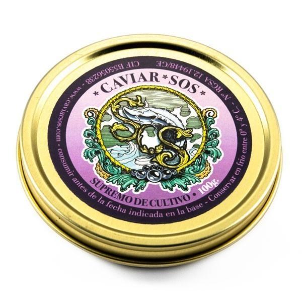 caviar precio supremo